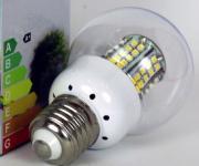 LED izzó - E27 Global 90led
