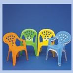 műanyag gyermek szék