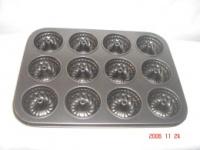 mini kuglóf sütőforma