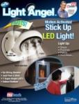 Mozgásérzékelő led lámpa (Light Angel)