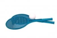 teniszütő hablabdával