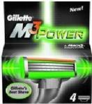 Borotvabetét - Gillette Mach3 Power