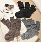 frottír zokni - női