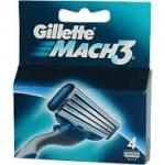 Borotvabetét - Gillette Mach3