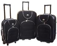 bőrönd szett - 3 részes