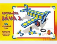 Jáva - építő - játék