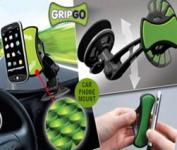 GripGo - autós telefon, Gps, táblagép tartó