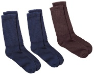 orrvarrás nélküli női zokni