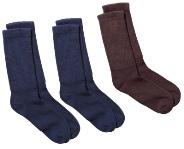 orrvarrás nélküli férfi zokni