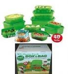 Always Fresh Box - tárolórendszer - 40db -os extra kiszerelés