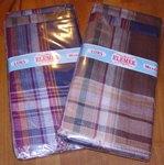 textil zsebkendő - klasszikus