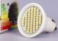 LED izzó - GU10 60led-es