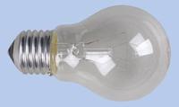 villanykörte - hagyományos