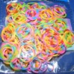 Loom band - gumigyűrűk - karkötők készítéséhez