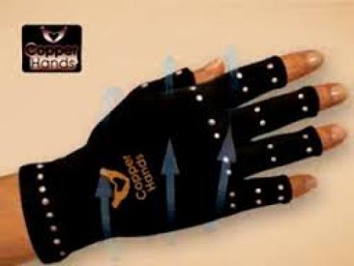 Copper Hands - speciális kesztyű - duopack