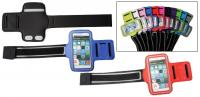 Univerzális sport karpánt armband mobiltelefonokhoz (iPhone 6, Galaxy,
