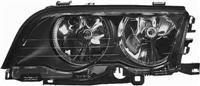 BMW 3-as E46/1 Fényszóró 1998.04-2001.08.