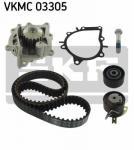 Fiat Ulysse 2.2JTD vezérműszíj készlet VKMc03305