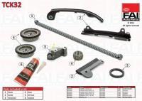 Nissan Primera, Almera (N16) 1.8 vezérműlánc készlet tck32