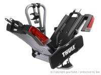 Thule Easyfold 932 vonóhorogra Szerelhető Kerékpártartó