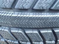 225/55R17 Michelin Pilot Alin pa3 használt 99% téli gumi