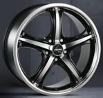HONDA Civic(új) Autec Stratos black 8,0x17