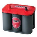 Akkumulátor autóba 12V 50Ah RT S - 4.2 balplusz Optima Red Top