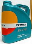 Repsol 10W-40 Elite Multiválvulas 5L motorolaj