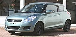 Suzuki Swift III új lemez felni, acélfelni akció 5,0x15
