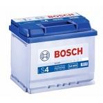 Bosch S4 60Ah 540A jobb+, bal+ akkumulátor Akció