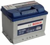 Bosch S4 indító akkumulátor 12v 60ah bal+