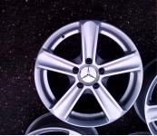 Mercedes Újszerű Alufelni 7x16 5x112