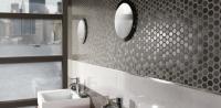 Argenta Hexa Titanio Mosaic