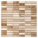 Dunin Travertine Block mix 48