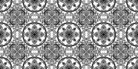 Kanjiza Bianca Lace Csempe 25x50