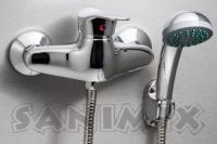 Sanimix Omega Zuhany Csaptelep Zuhanyszettel