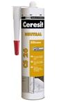 Ceresit CS26 neutrális szilikon 300 ml-es