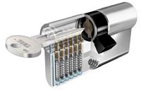 Kulcsmásolás T-60/Mega 6 tip. cilinderhez