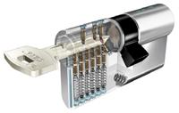 Kulcsmásolás TX-80 tip. cilinderhez