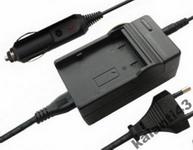 Minolta NP-500/600 utángyártott töltő