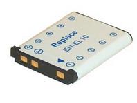 NIKON EN-EL10 utángyártott akku akkumulátor Szállítási díj 600,- Ft