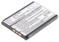 Sony-Ericsson BST-36  utángyártott akku. Posta díj 600 Ft