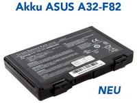 Asus A32-F52  A32-F82  utángyártott akku