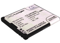 Nokia BL-5K CameronSino akkumulátor. Posta díj 600 Ft
