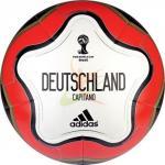 Adidas Capitano Német tréning focilabda