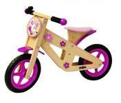 Fa tanuló kerékpár WOODY 91308