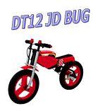 Spartan tréning kerékpár JD DT12