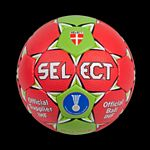Select Solera I. - kézilabda piros