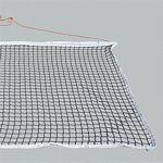 Teniszpálya lehúzó háló