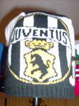 Juventus téli kötött sapka